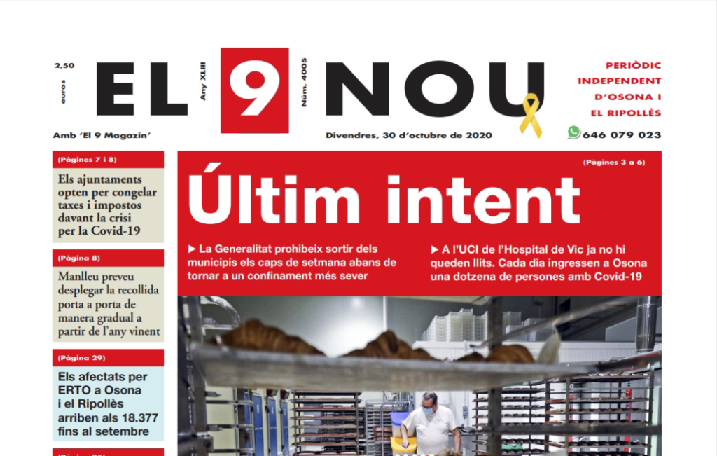 the 9 nou cover